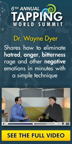 Discover How to Use EFT Tapping, a Combination of Ancient Chinese Acupressure and Modern Psychology, to Improve Your Health, Wealth, Relatio...