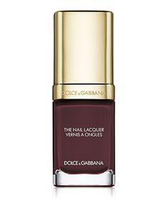 Dolce & Gabbana Intense nail lacquer | Dolce & Gabbana Beauty