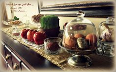 هفت سین ، Norouz , Persian new year