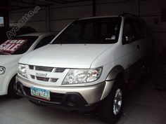Isuzu Crosswind - 08 xuv Cars And Motorcycles, Vehicles, Vehicle, Tools