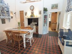Use our quarry tiles!
