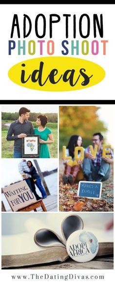 Adoption Photo Shoot Ideas