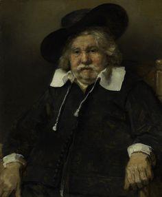 Rembrandt van Rijn, Ritratto di uomo anziano, 1667  See more at: http://www.tripartadvisor.it/il-mito-della-golden-age-vermeer-rembrandt/