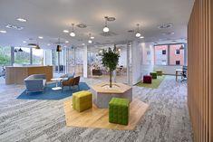 A Tour of CEMEX's New Prague Office - Officelovin'