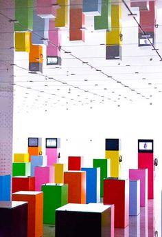 EXIT DESIGN — Barcelona Mobile World Centre