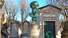 Edouard Manet: Passy Cemetery, Paris, France