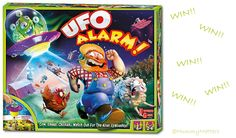 WIN UFO Alarm Game in time for Christmas!! E: 22.11.15