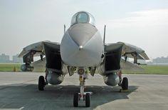 VF-154 F-14A(161276/NF101)2003/8/23 横田基地