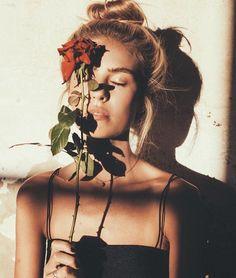 Tumblr, artístico, flor