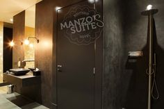 Rainfall Shower, Neon Signs, Rooms, Luxury, Bedrooms