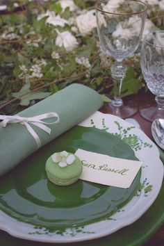 Inspiration shoot: Matrimonio romantico nel bosco