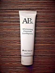 NU Skin AP 24 Whitening Fluoride Toothpaste 4 Oz for sale online Whitening Fluoride Toothpaste, Skin Whitening, Ap 24, How To Prevent Cavities, Nu Skin, Beauty, United States, Xmas, Success
