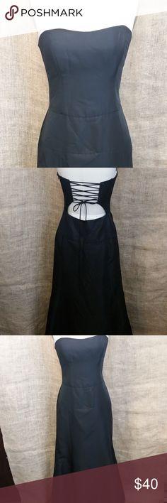 Nicole Miller Black Strapless Dress Size 2 Nicole Miller Black Strapless Dress Size 2 Nicole Miller Dresses