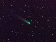 Comet ISON taken by NASA's Marshall Space Flight Center (MSFC) on Nov. 8 at 5:40 a.m. EST (1040 GMT).