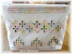 Coin Purse, Album, Couture, Purses, Blog, Madeleine, Hardanger Embroidery, Clutch Bags, Handbags
