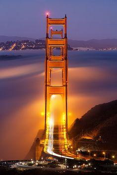 Hawk Hill Fog | Flickr - Photo Sharing!