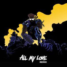 Major Lazer - All My Love http://www.demagaga.com/2016/03/21/major-lazer-all-my-love/