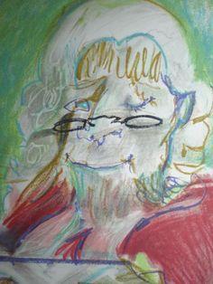 Júlio Pomar - Auto-retrato