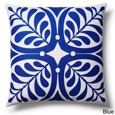 20 x 20-inch Contemporary Nature-inspired Indoor/ Outdoor Throw Pillow | Overstock.com Shopping - The Best Prices on Accent Pieces
