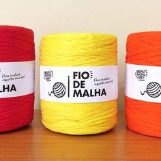 Crochet Basket / Crochet Bowl / Storage Basket by SimplyMadeByErin Crochet Bowl, Diy Crochet, Cotton Cord, Yarn Bag, Arm Knitting, T Shirt Yarn, Crochet Clothes, Crochet Projects, Lana