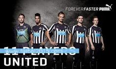 Camiseta Newcastle United 2014 2015 Puma