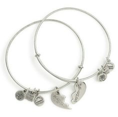 Alex and ani bangles @Marley Medema Medema Frezza