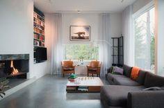 cool Déco Salon - Maison scandinave design et chic