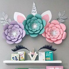 Unicornio parte decoraciones de unicornio unicornio fondo