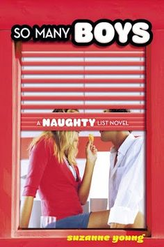 SO MANY BOYS, SERIE THE NAUGHTY LIST 2, SUZANNE YOUNG http://bookadictas.blogspot.com/2014/08/serie-naughty-list-suzanne-young.html