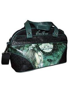 Victoria Frances bag. eli kaikenlaisia tämän tyylisiä laukkuja.