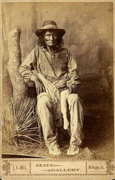 Wolf Road, Southern Cheyenne