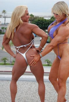 Xxx female muscle real butts fitness girl lisa-4580