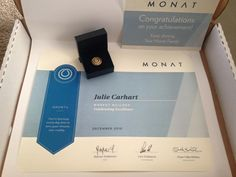 I DID IT!!   So grateful to Monat!  Thank you!! Who's ready to jump in?  You won't regret a single minute!!