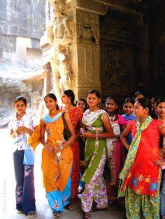 ✿ ❤ Colors. INDIA (by Claire Pismont)