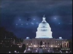 Famous UFO Sightings: Washington DC UFO Incident , July 19th, 1952: There are many UFO sightings and reports around the Washington D.C area that occur almost weekly. People are always reporting seeing strange lights in the sky, unusual noises or F-15 fighter jets chasing distant objects. Flyovers require specific permission to do so in the area. But, there is one story involving the unknown craft swooping over the skies of Washington D.C that is still in controversy today.