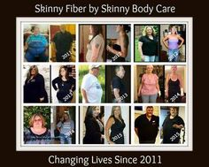 Skinny Fiber by Skinny Body Care has been changing lives since we officially launched in 2011.