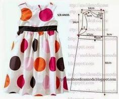 39 trendy sewing clothes for beginners little girls Kids Dress Patterns, Baby Patterns, Clothing Patterns, Little Dresses, Little Girl Dresses, Sewing For Kids, Baby Sewing, Fashion Kids, Sewing Clothes