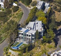 The Fortress fantasy villa overlooking the Hollywood Hills