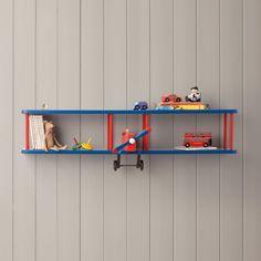So lovely, but expensive!   Bi-Plane Wall Shelf