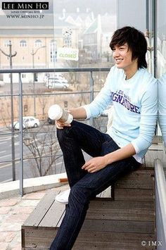 Lee Min Ho - Korean lead male actor  young style