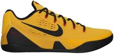 Buy and sell authentic Nike Kobe 9 EM Low Bruce Lee shoes and thousands of other Nike sneakers with price data and release dates. Kobe Bryant Shoes, Kobe Shoes, New Nike Shoes, Kicks Shoes, Nike Basketball, Bruce Lee, Air Max Sneakers, Sneakers Nike, Baskets
