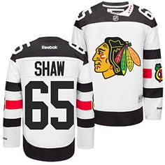 Get this Chicago Blackhawks Andrew Shaw 2016 Stadium Series Premier Jersey w/ Authentic Lettering at ChicagoTeamStore.com