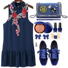 How To Wear A sunny day .... Outfit Idea 2017 - Fashion Trends Ready To Wear For Plus Size, Curvy Women Over 20, 30, 40, 50