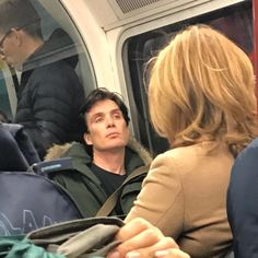Cillian Murphy added a new photo. Peaky Blinders Thomas, Cillian Murphy Peaky Blinders, Anthony Anderson, Hollywood Undead, Most Beautiful Man, Amazing Man, Pretty Men, Director, Reaction Pictures