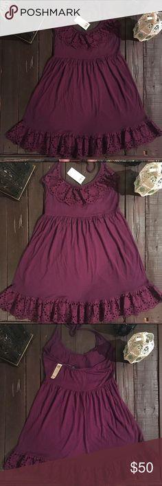 NWT Arden B purple halter dress NWT Arden B purple halter dress. Brand new with tags size medium Arden B Dresses Mini