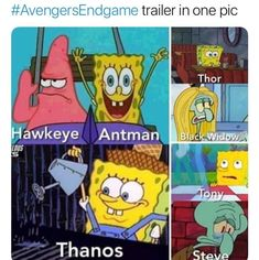 We bring you the 51 best Avengers Endgame memes below. Marvel fans from all over the world are shook as the release of Marvel Avengers Endgame is near and will end the culmination of 10 years of Marvel movies. Avengers Humor, Funny Marvel Memes, Marvel Jokes, Dc Memes, Marvel Dc Comics, Marvel Avengers, Funny Comics, Memes Humor, Rasengan Vs Chidori