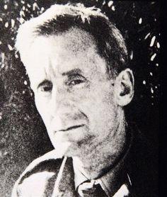 Józef Czapski. Fot. z 1943 roku.