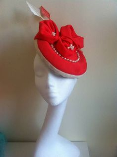By DEB FANNING #millinery #hats #HatAcademy