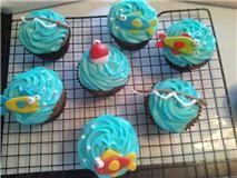Mad Cupcake Love: Gone Fishin!