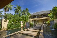 The Palace is a grand and luxurious 5 suite private villa located directly on the beach in Thong Krut, amongst a quiet fishing village in the south of Koh Samui. http://www.thailand-property.com/real-estate-for-sale/5-bed-villa-surat-thani-koh-samui-thong-krut_28457